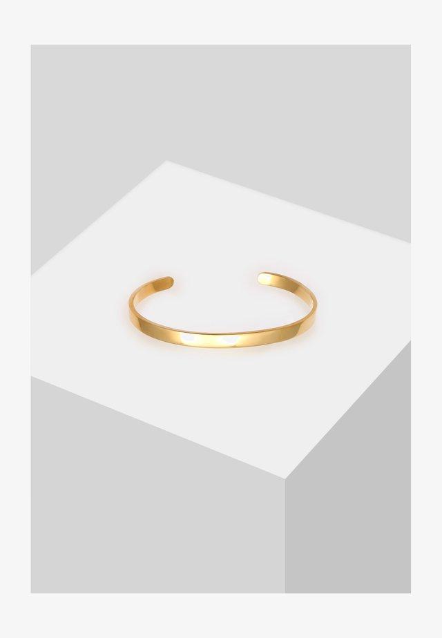 OFFEN VERSTELLBAR - Bracelet - gold