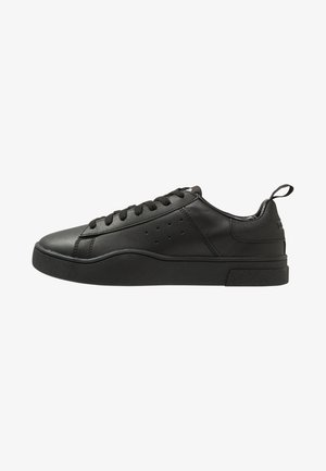 S-CLEVER LOW - Sneakers - black