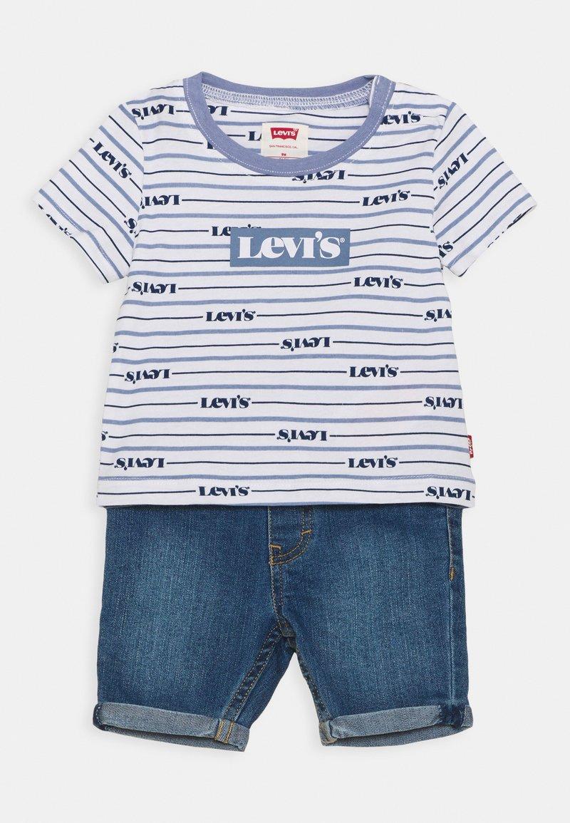 Levi's® - TEE SET - T-shirt imprimé - colony blue