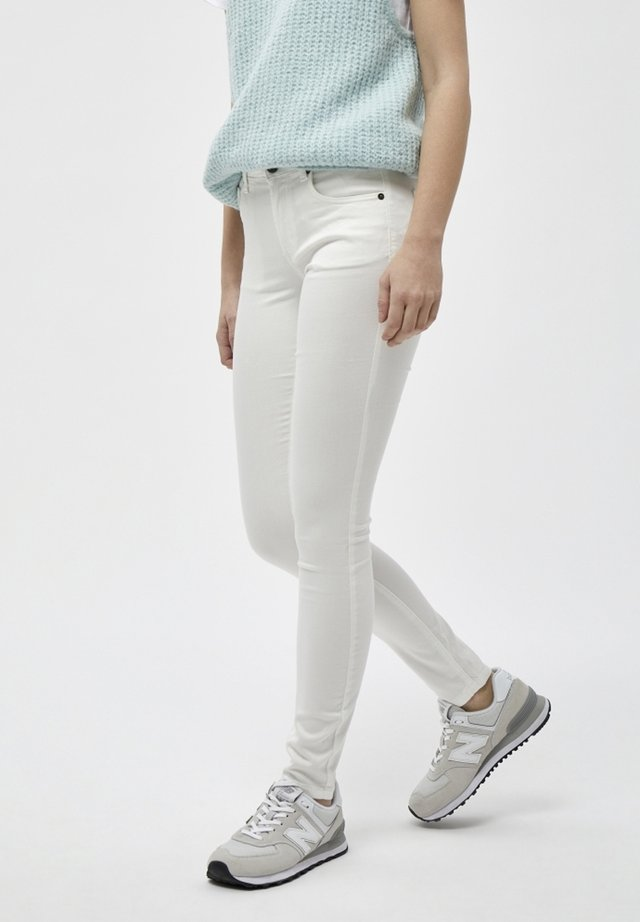 LOLA  - Jeans Skinny Fit - white