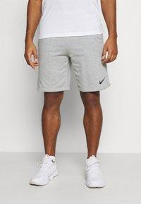 Nike Performance - SHORT - kurze Sporthose - dark grey heather - 0