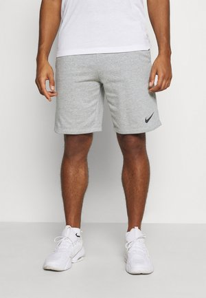 SHORT - Sports shorts - dark grey heather