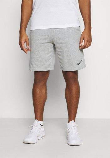 SHORT - Sports shorts - dark grey heather