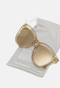 Le Specs - RESUMPTION LE SUSTAIN - Sunglasses - stone - 2