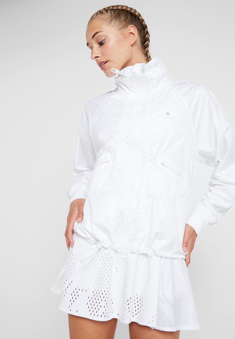 adidas by Stella McCartney - JACKET - Sportovní bunda - white