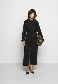 Bruuns Bazaar - PRALENZA MARIBEL - Blouse - black - 1