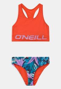 O'Neill - Bikini - red - 2