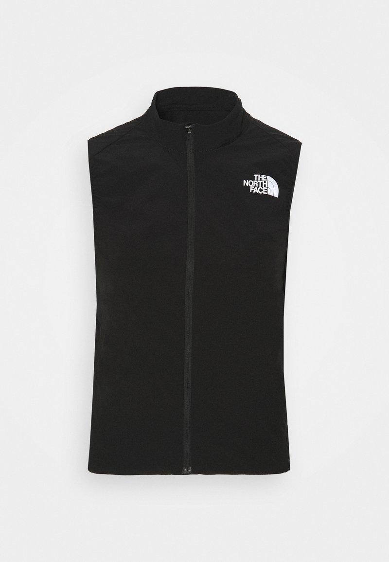 The North Face - SUNRISER VEST - Waistcoat - black