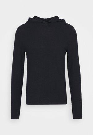 Mikina skapucí - navy blazer