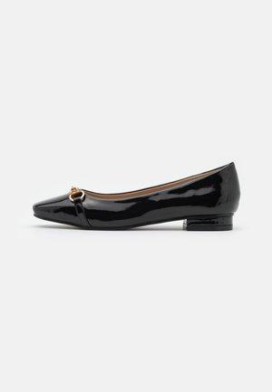 GRACE - Ballet pumps - black