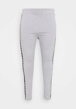 FULL LENGTH  - Leggings - Trousers - grey marl