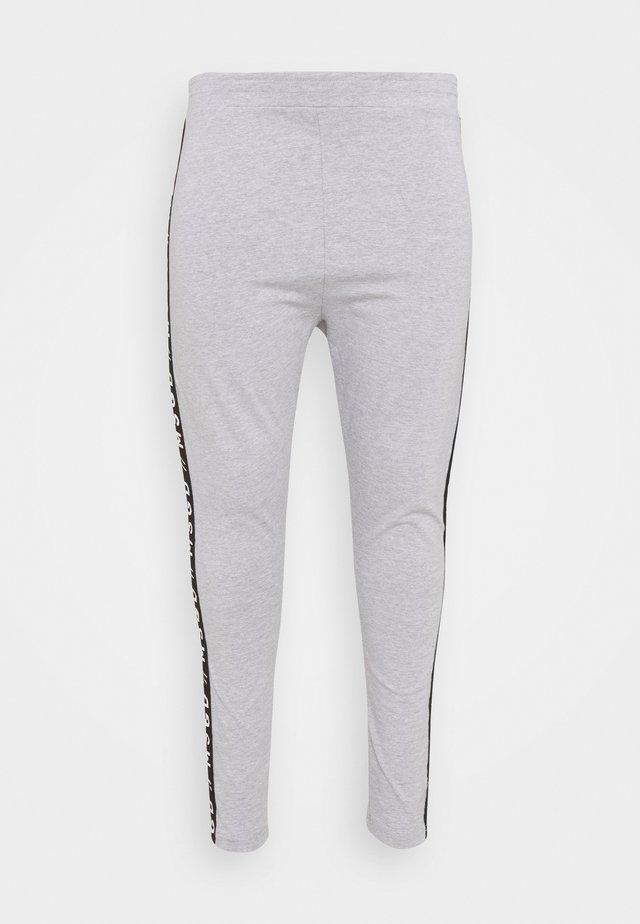 FULL LENGTH  - Leggings - grey marl