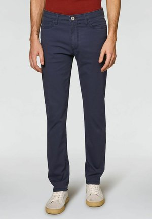 TAILORED FIT - Pantaloni - blu