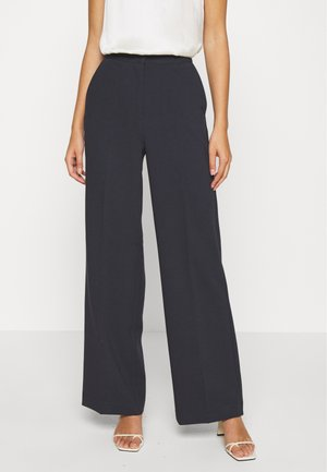 MOORE PANTS - Trousers - black iris