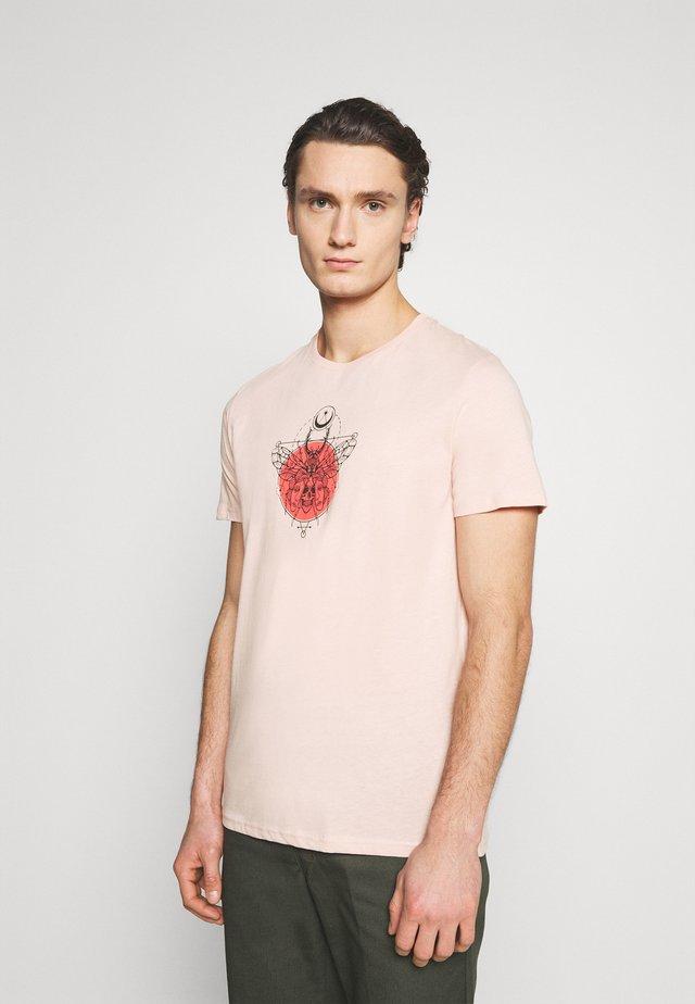 UNISEX - Camiseta estampada - pink