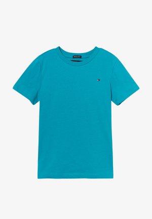 ESSENTIAL ORIGINAL TEE - T-shirts basic - blue