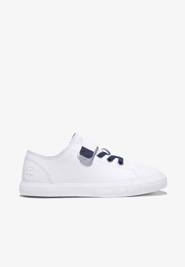 Sneakers laag - pro white