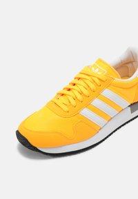 adidas Originals - USA 84 CLASSIC - Trainers - solar gold/white/grey three - 6