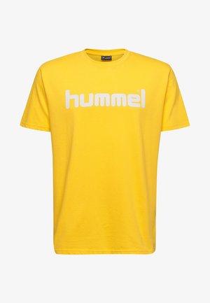 HMLGO - T-shirts print - yellow