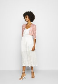 Vila - VIMILLIE COVER UP - Cardigan - misty rose - 1