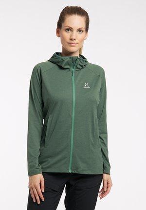 MIRRE  - Fleece jacket - fjell green