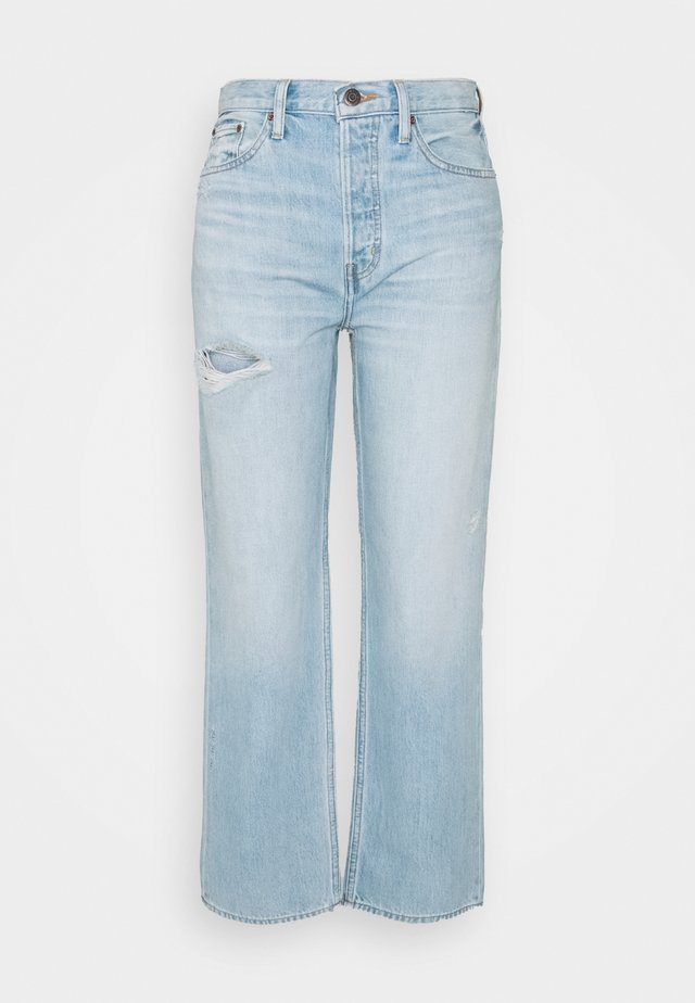 TYLER - Straight leg jeans - mystic canyon