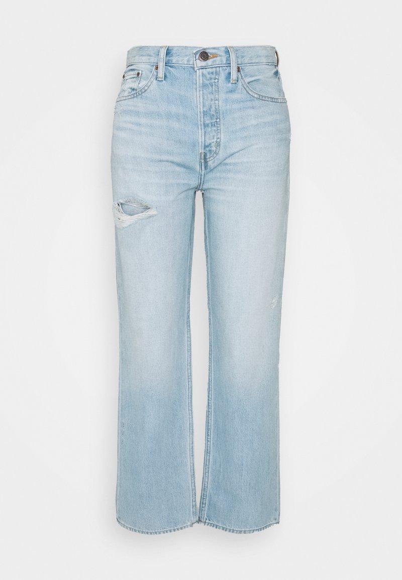 Ética - TYLER - Straight leg jeans - mystic canyon