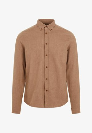 Shirt - camel brown