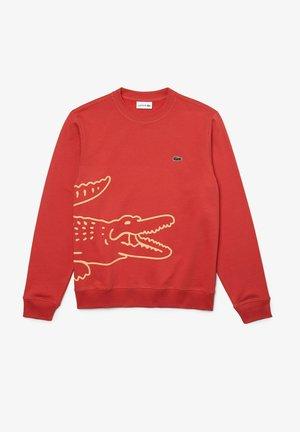 Sweater - rot