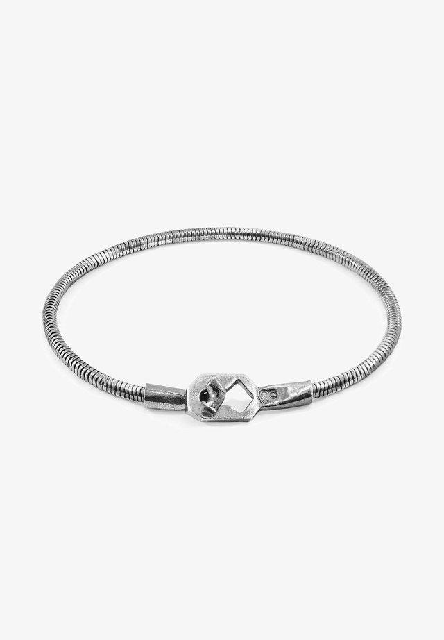 TENBY MOORING  - Armband - silver