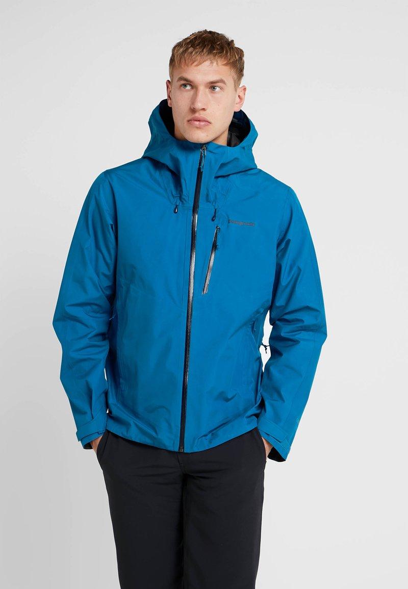 Patagonia - CALCITE  - Hardshell-jakke - balkan blue