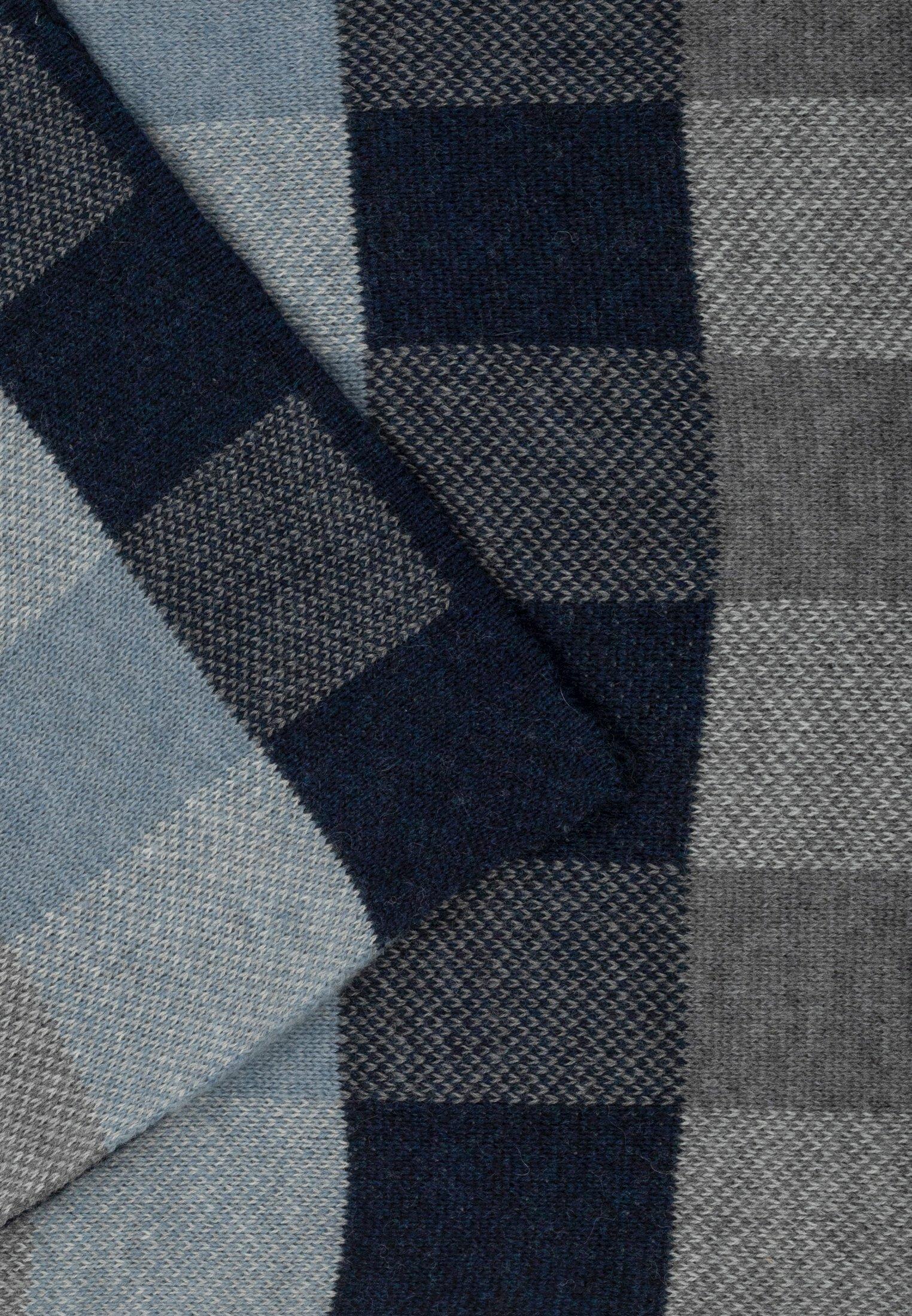 Apart Schal - Jeansblau/blaugrau