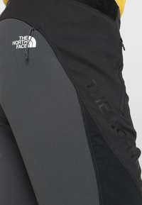 The North Face - Friluftsbyxor - black/asphalt