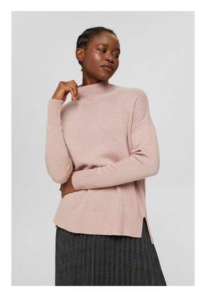 Sweatshirt - old pink