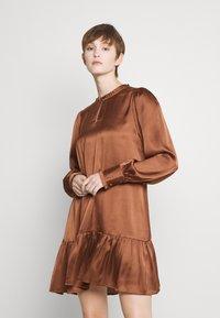 JDY - JDYFELINE DRESS - Vestito elegante - aztec - 0