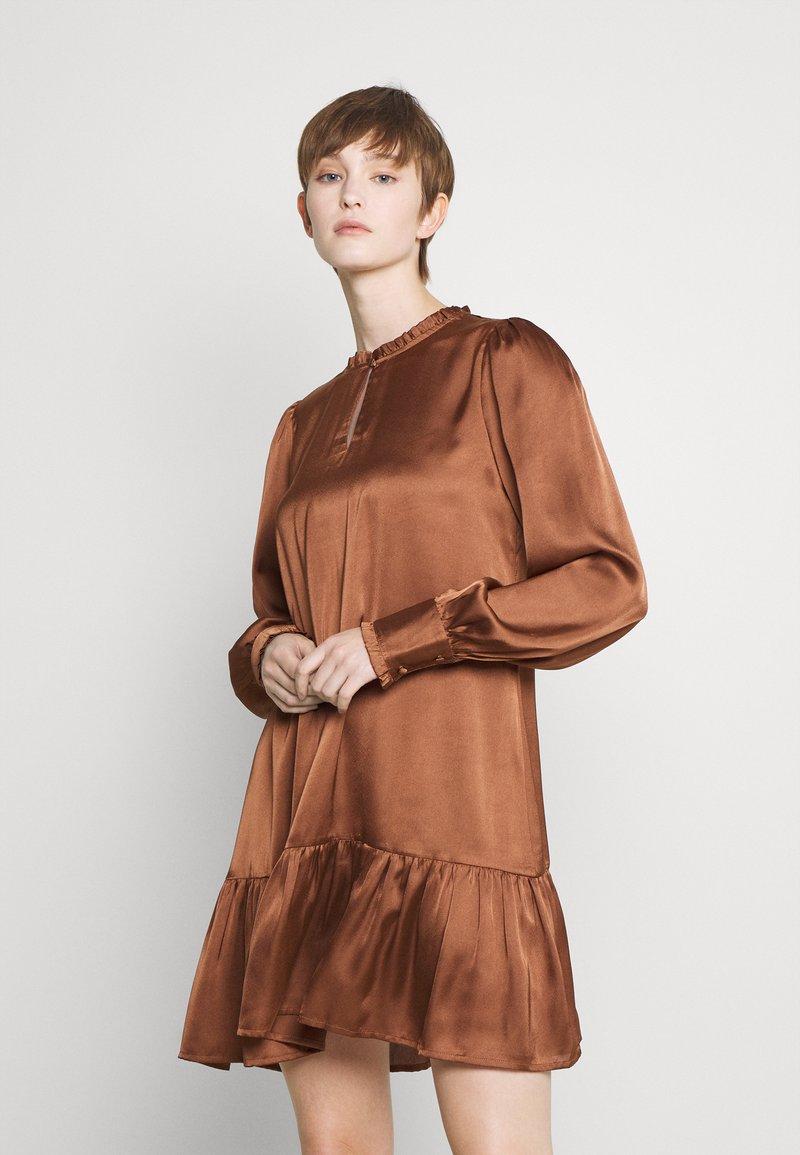 JDY - JDYFELINE DRESS - Vestito elegante - aztec