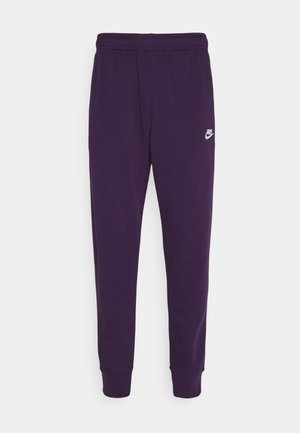 CLUB - Jogginghose - grand purple/white