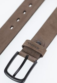 Reell - ALL BLACK BUCKLE - Belt - cappuccino - 2