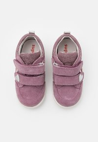 Superfit - AVRILE MINI - Touch-strap shoes - lila/rosa - 3