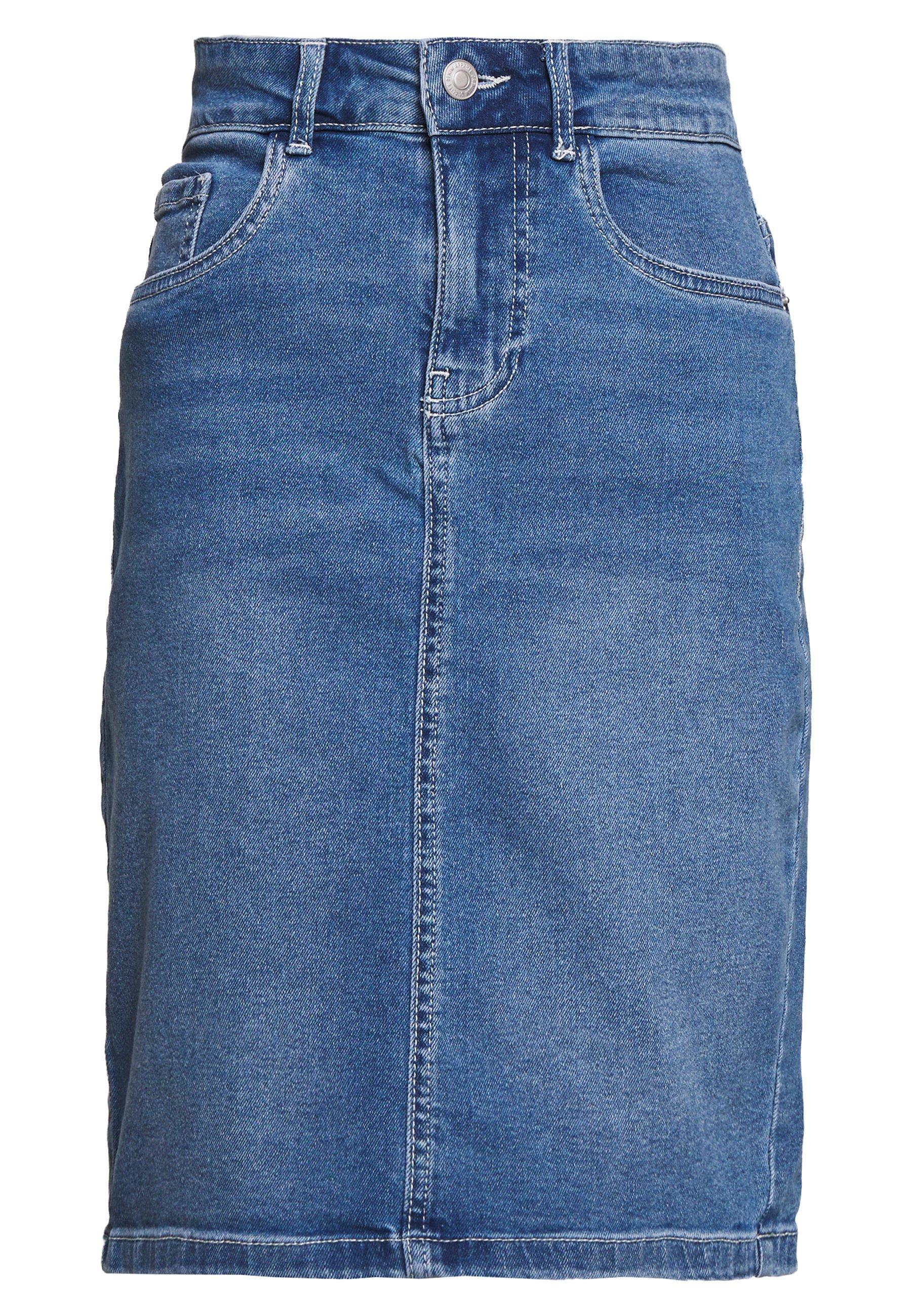 Women VMSEVEN MR PENCIL SKIRT MIX - Pencil skirt