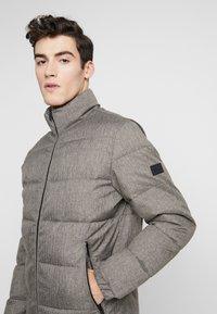 Jack & Jones - COSPY JACKET - Winter jacket - grey melange - 3