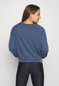 Yogasearcher - BIOSWEATY - Sweater - midnight - 2