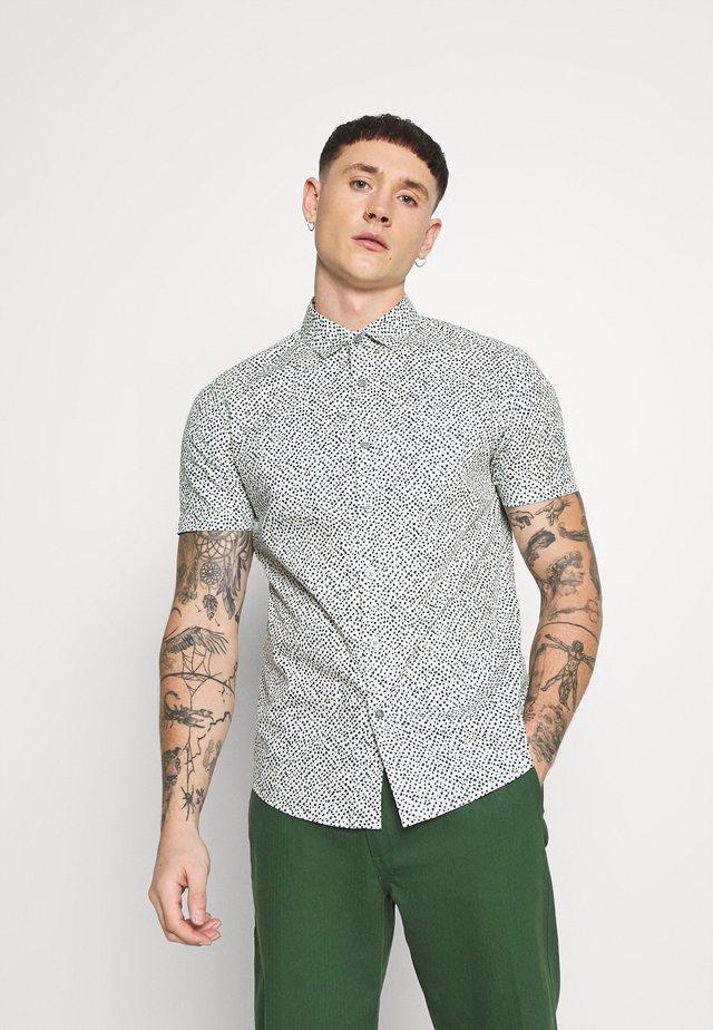 SMART MULTI MARBLE - Shirt - stone