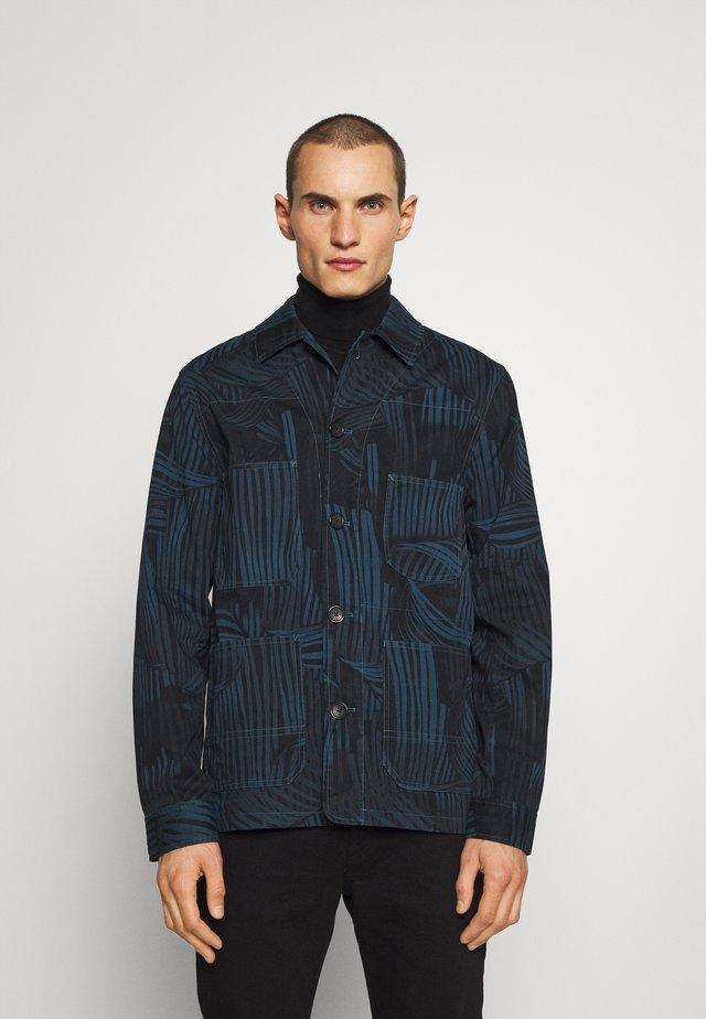 CHORE JACKET - Denim jacket - dark blue