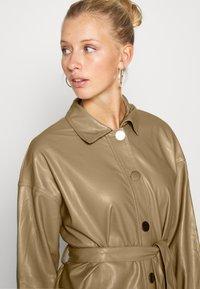 Molly Bracken - LADIES COAT - Trenchcoat - beige - 3
