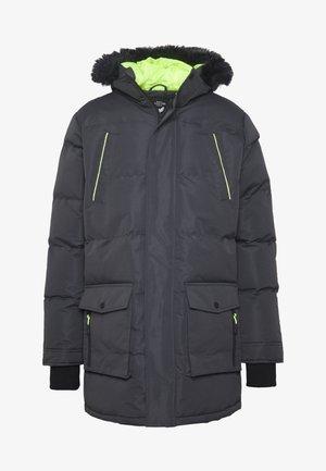 Zimní kabát - charcoal