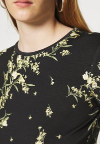 Ted Baker - IRENNEE - Print T-shirt - black - 3