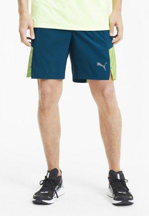 Shorts - digi-blue