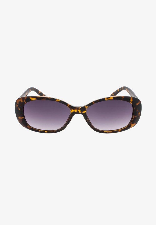Okulary przeciwsłoneczne - tortoise