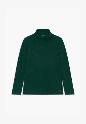 TURTLE NECK  - Long sleeved top - green